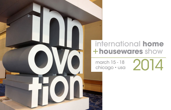 Array Creative at the International Home + Housewares Show 2014
