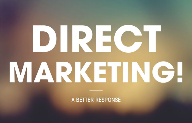 Array Creative Direct Marketing! A better response
