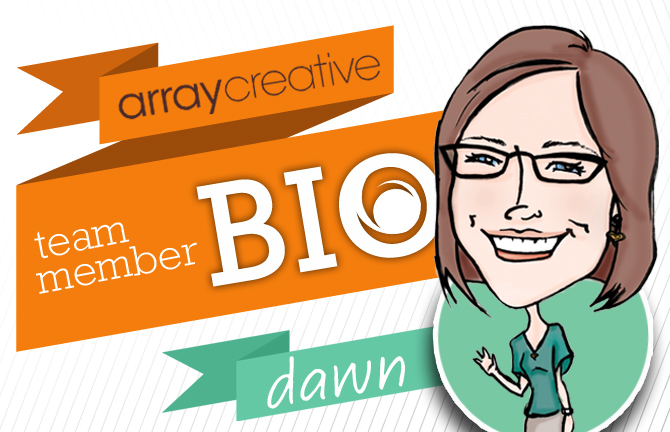 Array Creative Team Member Bio Dawn