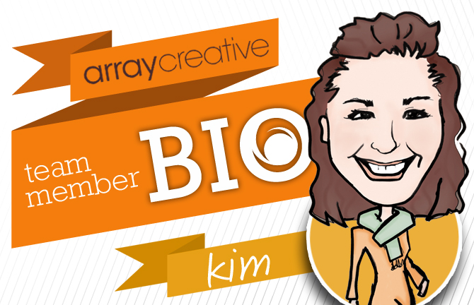Array Creative Team Member Bio Kim