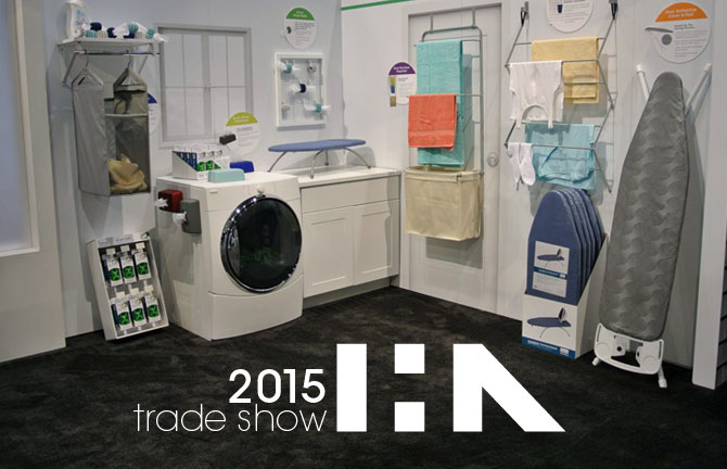 Array Creative display at the 2015 IHA Trade Show