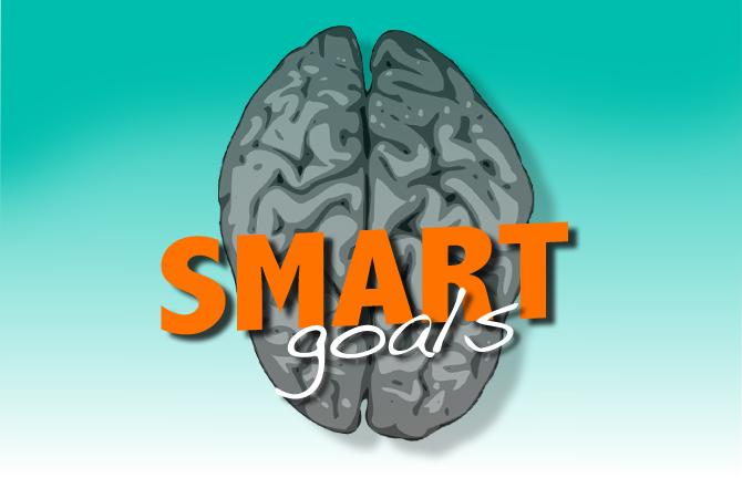 Smart Goals Brain