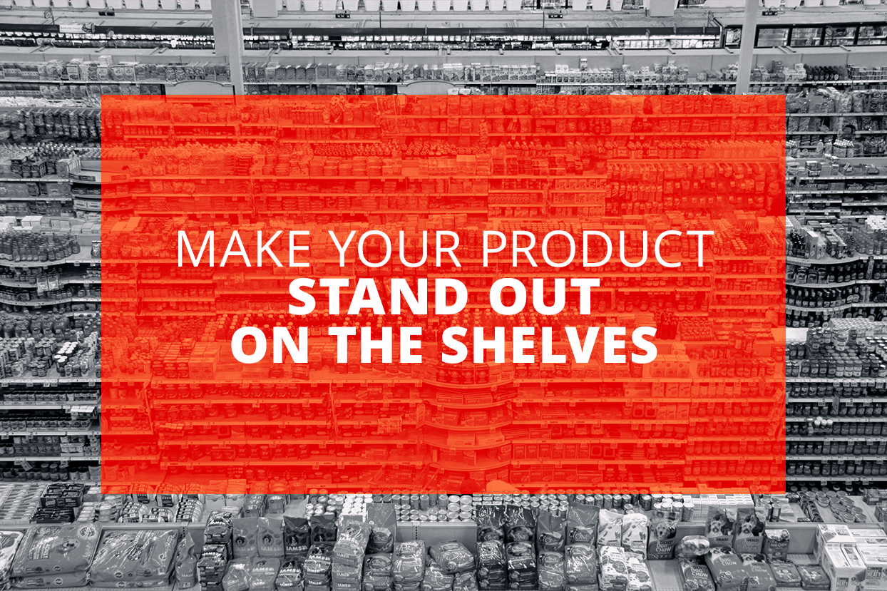 Make Your Product Stand Out On The Shelves